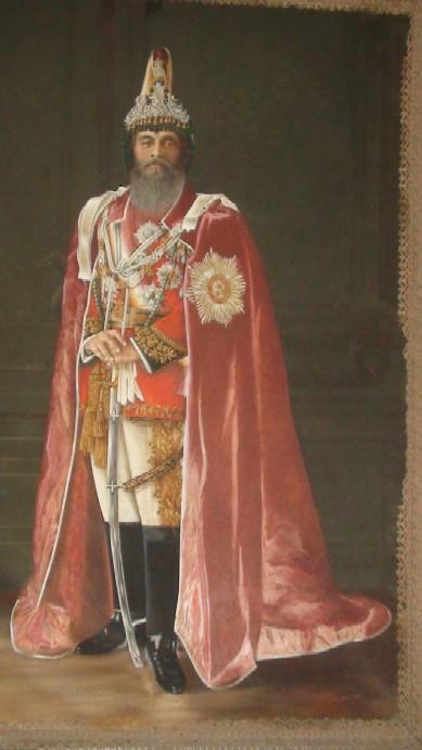Name:  Chandra_Rana_1863_1929_british_influence.jpg Views: 781 Size:  59.7 KB